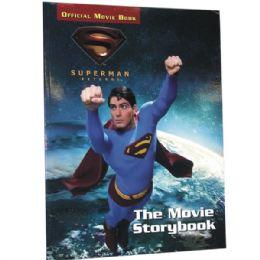 48 Bulk Superman Returns The Movie Storybook