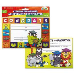 96 Bulk Achievement Certificate