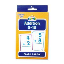 96 Bulk Flash Cards/addition