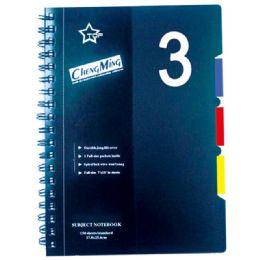 96 Bulk Spiral Fat Notebook 100 Pages