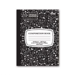 48 Bulk Marble Composition Book 100 Sheets Wide Ruled