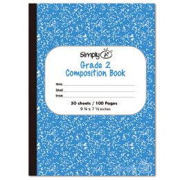 72 Bulk 50 Count Primary Composition Book