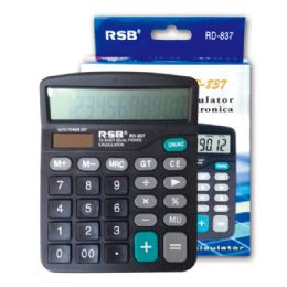 24 Wholesale Calculator Dual Power