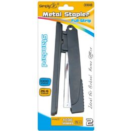 24 Units of Standard Stapler - Staples and Staplers