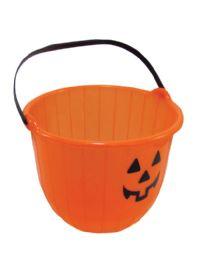 120 of Nine Inch Halloween Bucket