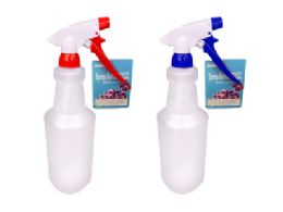 24 Units of Spray Bottle Blue - Spray Bottles