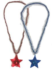 96 Units of New Year Light Necklace - New Years