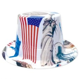144 Units of Usa Hat July Fourth - 4th Of July