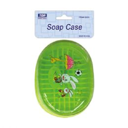 96 Units of Soap Case With Lid - Soap Dishes & Soap Dispensers