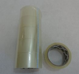 96 Units of Clear Packaging Tape - Boxes & Packing Supplies