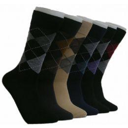 360 Bulk Men's Dress Socks