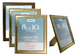 """48 Units of Photo Frame 8x10"""" 3 Assorted Colors - Picture Frames"""