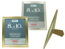 """96 Units of Photo Frame 8x10"""" 3 Assorted Color - Picture Frames"""