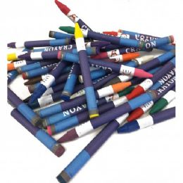 180 Wholesale 16 Piece Assorted Color Crayon Pack