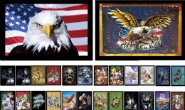 32 Units of Framed 3d Picture Assortment - Picture Frames