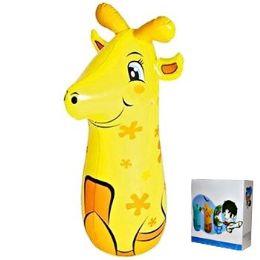 24 of Inflatable Punching Bag Giraffe
