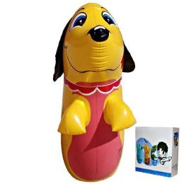24 of Inflatable Punching Bag Dog