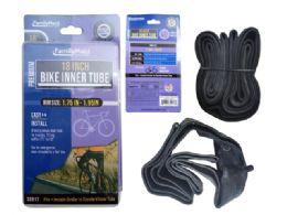 "72 Bulk Bicycle Inner Tube Size: 18"" Diameter"