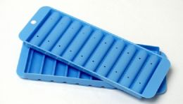 "72 Units of Ice Cube Tray - Sports Bottle 2 Piece 9 1/2"" - Freezer Items"