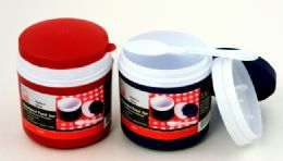 24 Bulk Insulated Food Jar With/spoon Set 2-1/2 Cup
