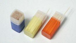 72 Units of Toothpicks - 3-Pack 150 Piece Each - Toothpicks