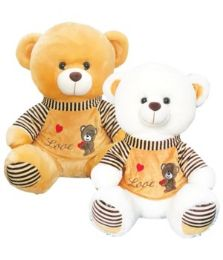"""6 Units of 20"""" Bear With/clothing - Valentines"""