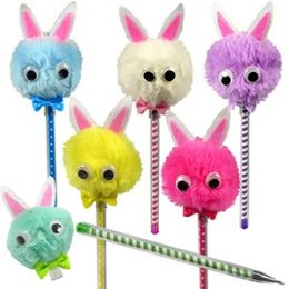 60 Wholesale Fluffy Bunny Pens
