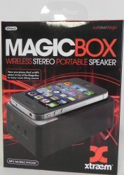 12 Units of Magic Box Wireless Stereo Portable Speaker - Speakers and Microphones