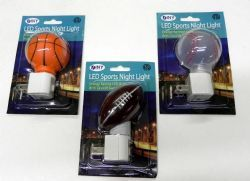 48 Units of Led Sports Night Light Energy Saver - Night Lights