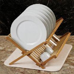 48 Units of Miracle Mat Dish Drying Mat - Dish Drying Racks