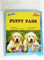 48 Units of Puppy Pads - Pet Accessories