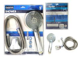 24 Units of Shower Hose And Head Set - Bathroom Accessories