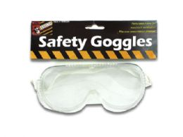 72 Units of Safety Goggles - Hardware Gear