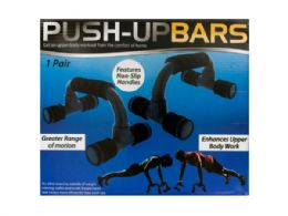 6 of PusH-Up Exercise Bars
