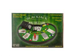 12 Bulk Blackjack Mini Table Game