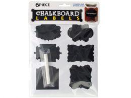 60 Wholesale SelF-Adhesive Chalkboard Labels