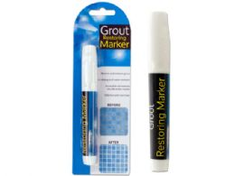 36 Units of Grout Restoring Marker - Shower Accessories