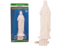 144 Units of Jesus Led Night Light Etl - Night Lights