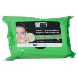 48 Bulk Facial Makeup Cleansing Wipe