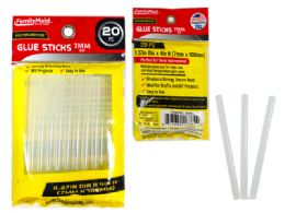 144 Bulk 20 Piece Glue Gun Glue Sticks