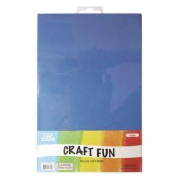 96 Bulk Craft Fun Five Pack Blue Sheets
