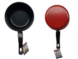 24 Units of Sauce Pan With Handle - Frying Pans and Baking Pans