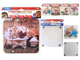 144 Units of Hot Pad Holder Trivet - Coasters & Trivets