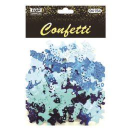 144 Wholesale Confetti Baby Bear Blue