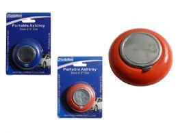 96 Units of Portable Cigarette Ashtray - Ashtrays