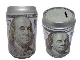 48 Units of Saving Tin Coin Bank - Coin Holders & Banks
