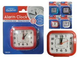 144 Units of Alarm Clock - Home Accessories