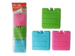 48 Units of 3pc Freezer Cold Pack - Freezer Items
