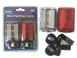 96 Units of Flashing 3led Light - Biking