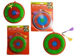 144 Bulk 3 Pc Dart Game